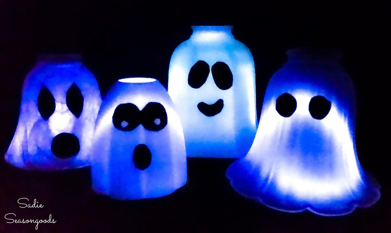 halloween ghost lights