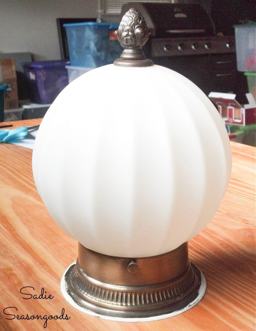 light fixture cover