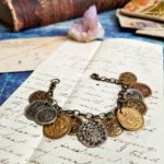 """""""Coined"""" Metal Button Jewelry"""