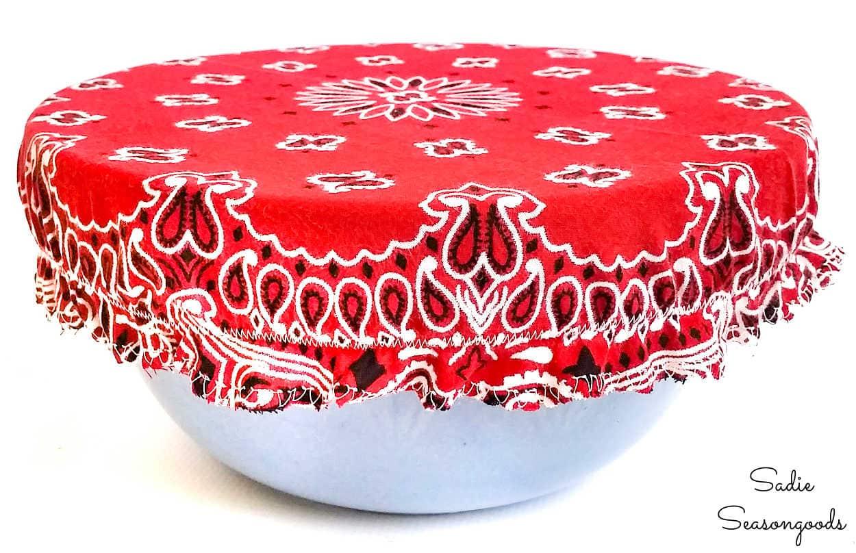 bandana bowl covers