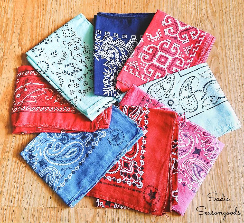 bandanas for crafts