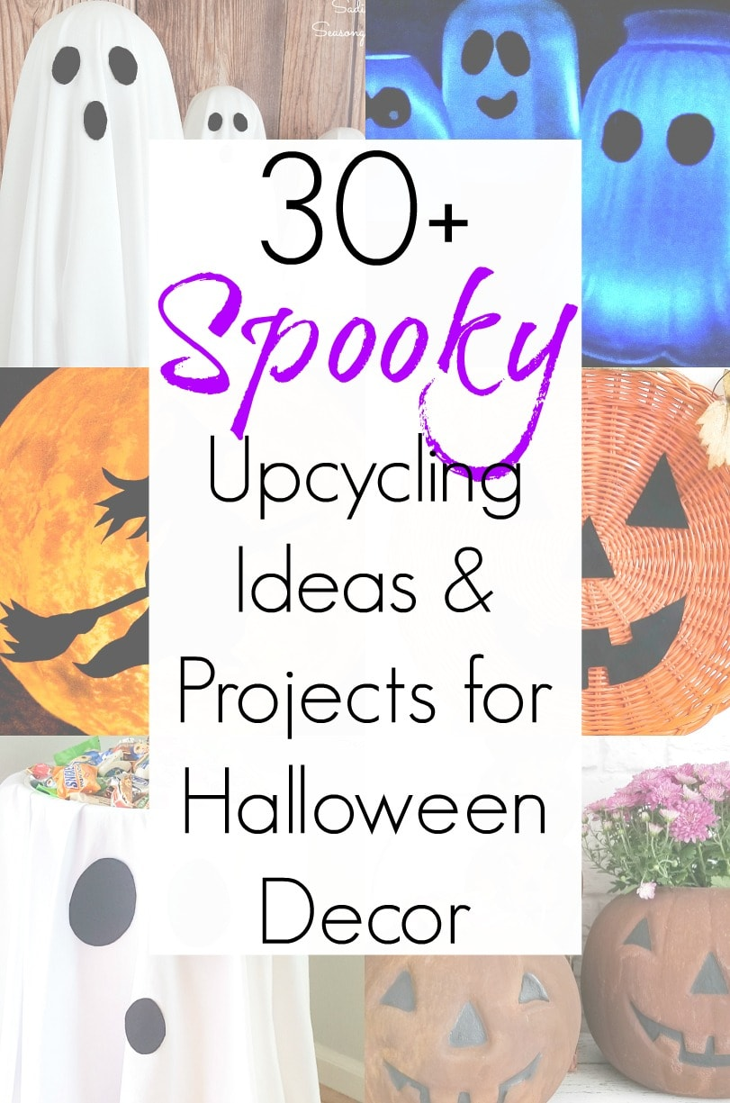 Halloween craft ideas and DIY decorations