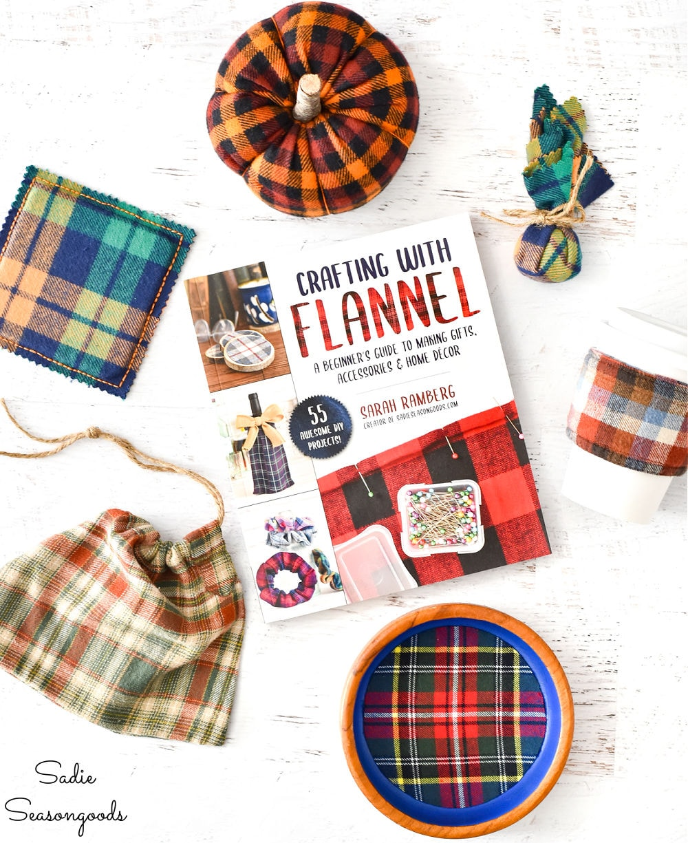 Craft ideas for flannel shirts