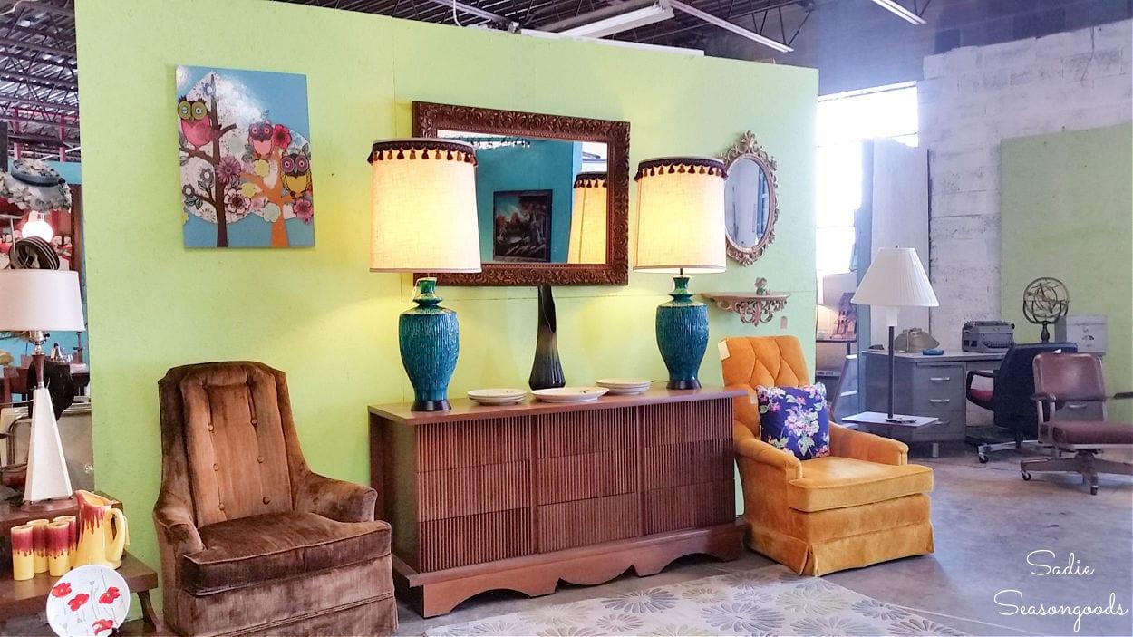 mid century modern furniture knoxville tn