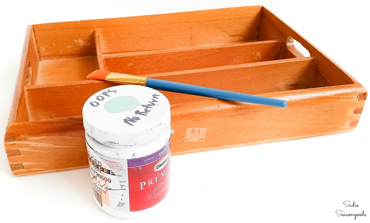 Oops paint for upcycle crafts