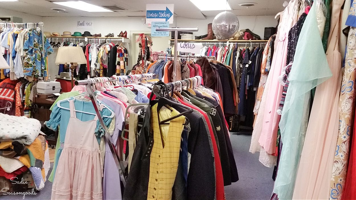 vintage clothing in knoxville