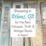 Junkin' Journey: Athens, Georgia