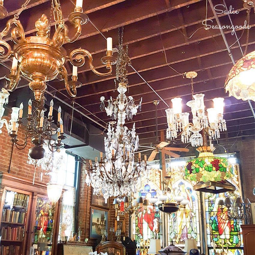 antique stores louisville ky