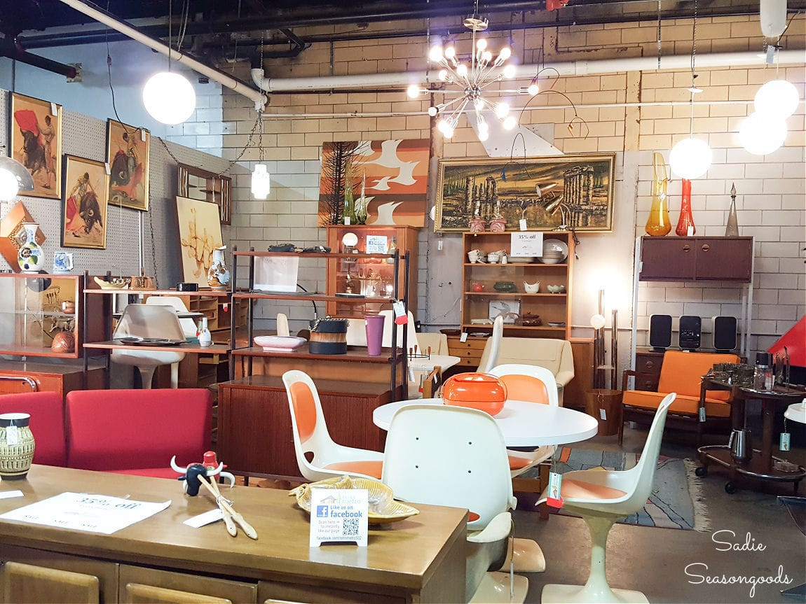 mid century modern furniture in louisville
