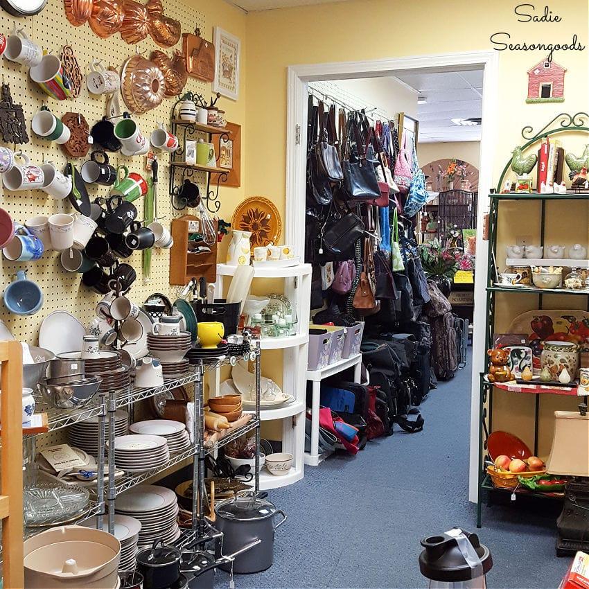 retail thrift in louisville