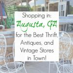 Junkin' Journey: Augusta, Georgia and North Augusta, South Carolina