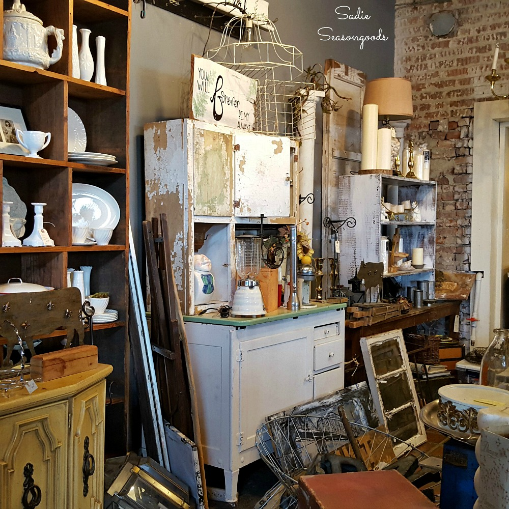 Chattanooga Tn Best Antiques Vintage Salvage And Thrift Stores
