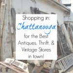Junkin' Journey: Chattanooga, Tennessee
