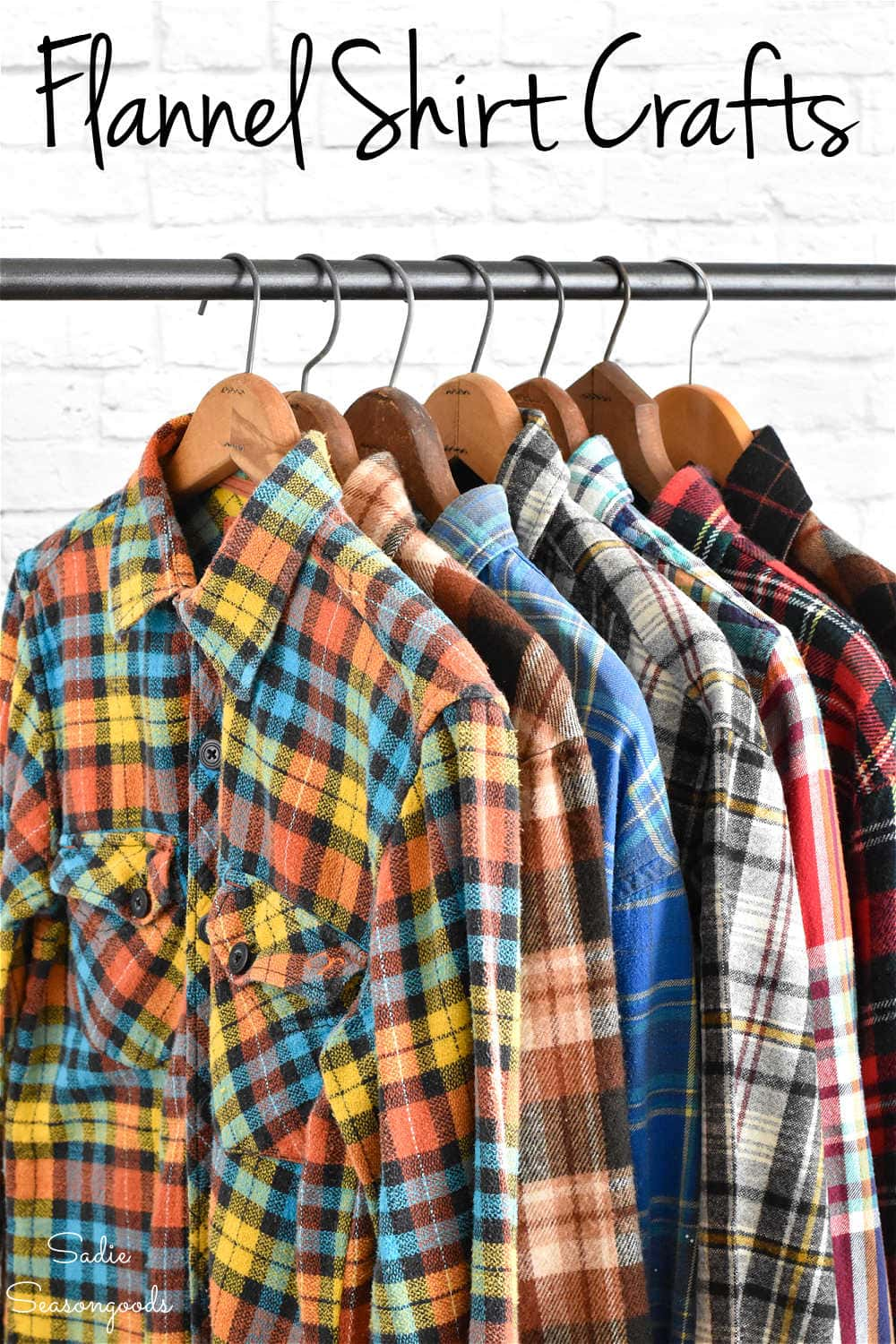 flannel sewing projects