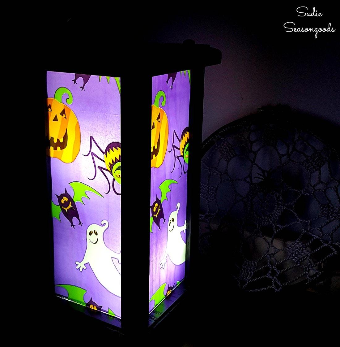 Halloween lantern for light up Halloween decor