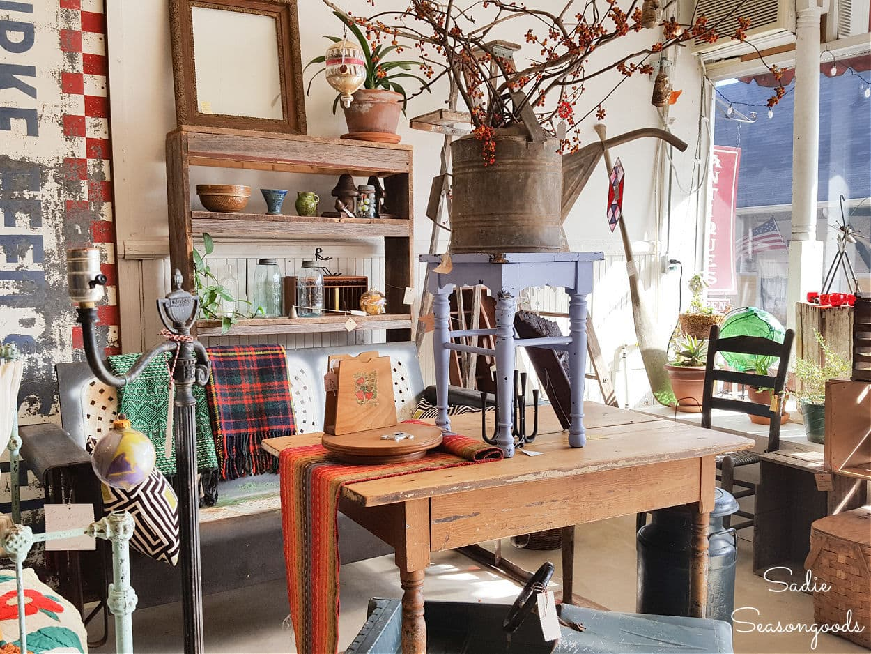 antiques stores in black mountain nc