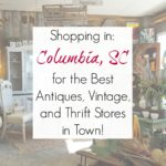 Junkin' Journey: Columbia, South Carolina