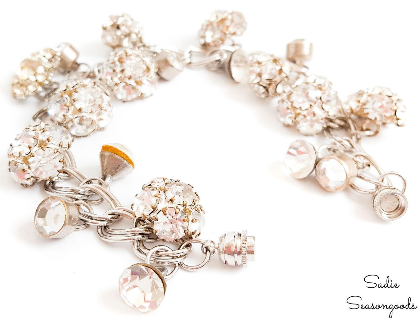 diy charm bracelet