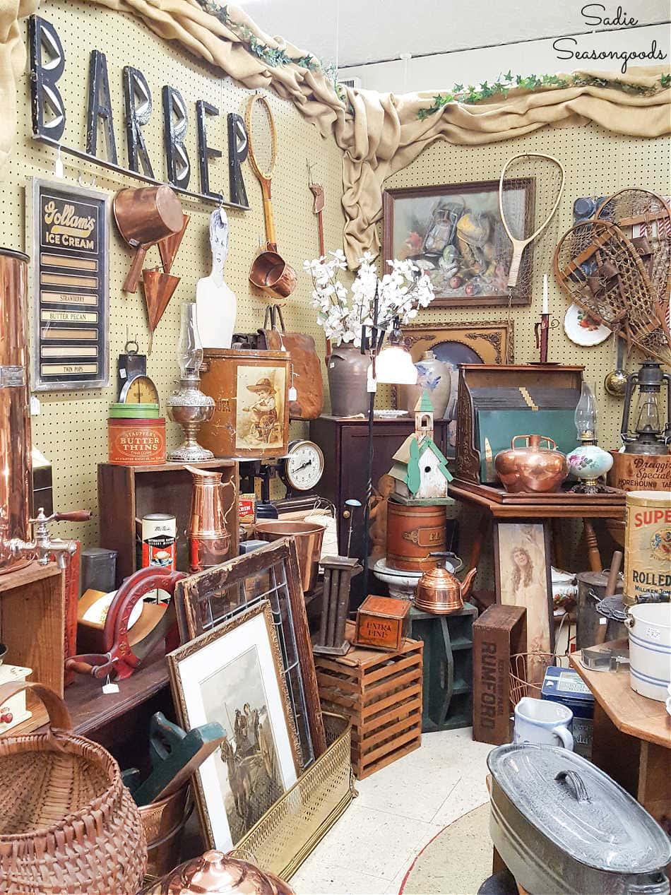 antique shops in bristol va