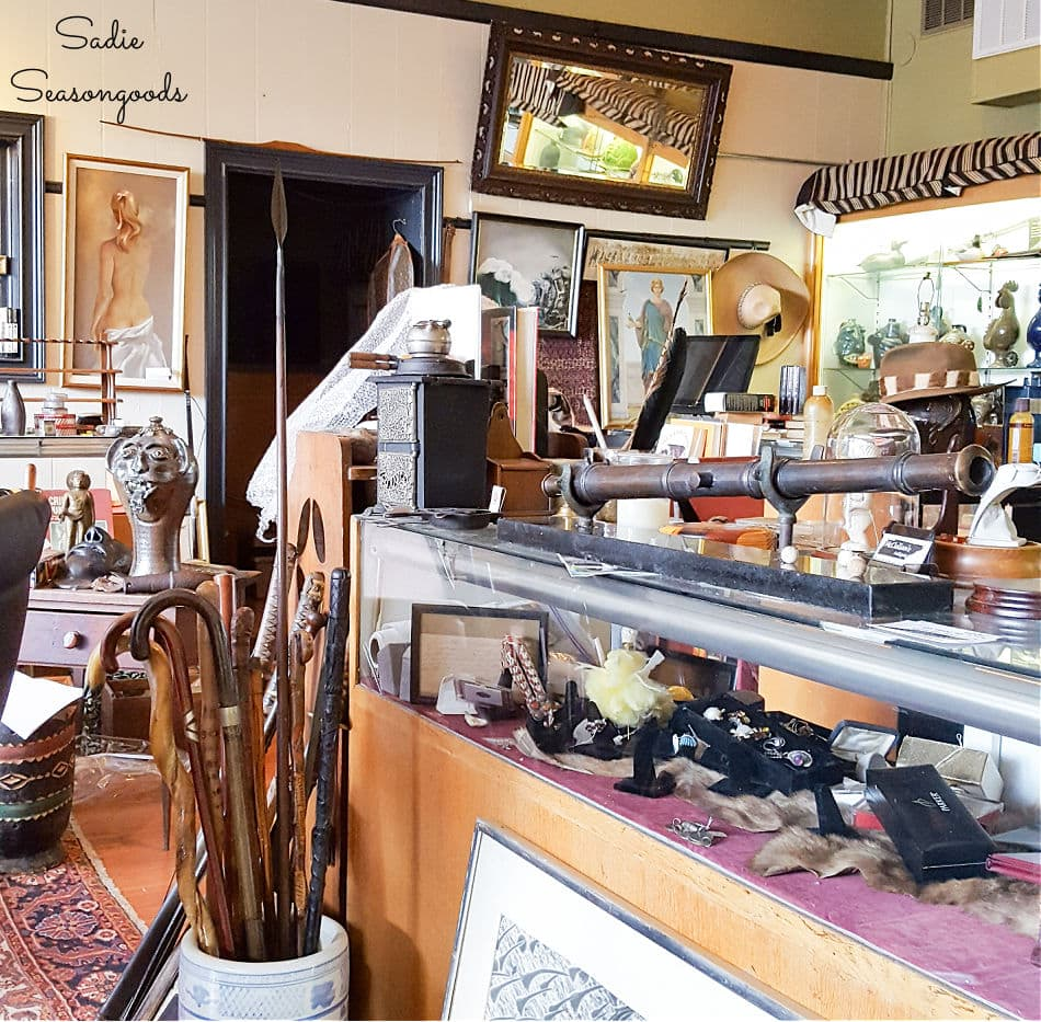 mcclellans antiques and oddities