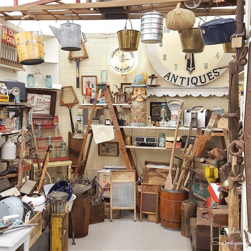 village antique and home decor mall in bristol