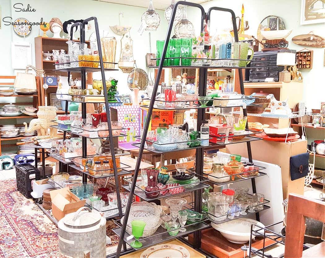 richmond thrift stores