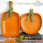 Decorative Pumpkins from Monkey Pod Wood