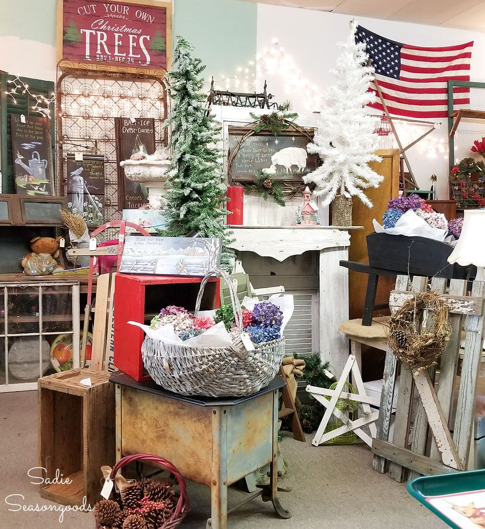 antiques parlor in cleveland tn