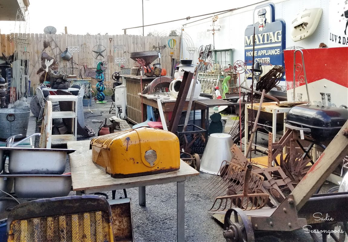 junk stores in tennessee