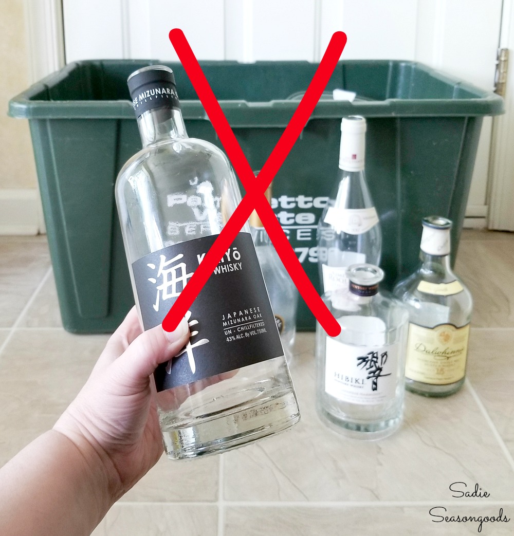 What to do when you can't recycle glass anymore