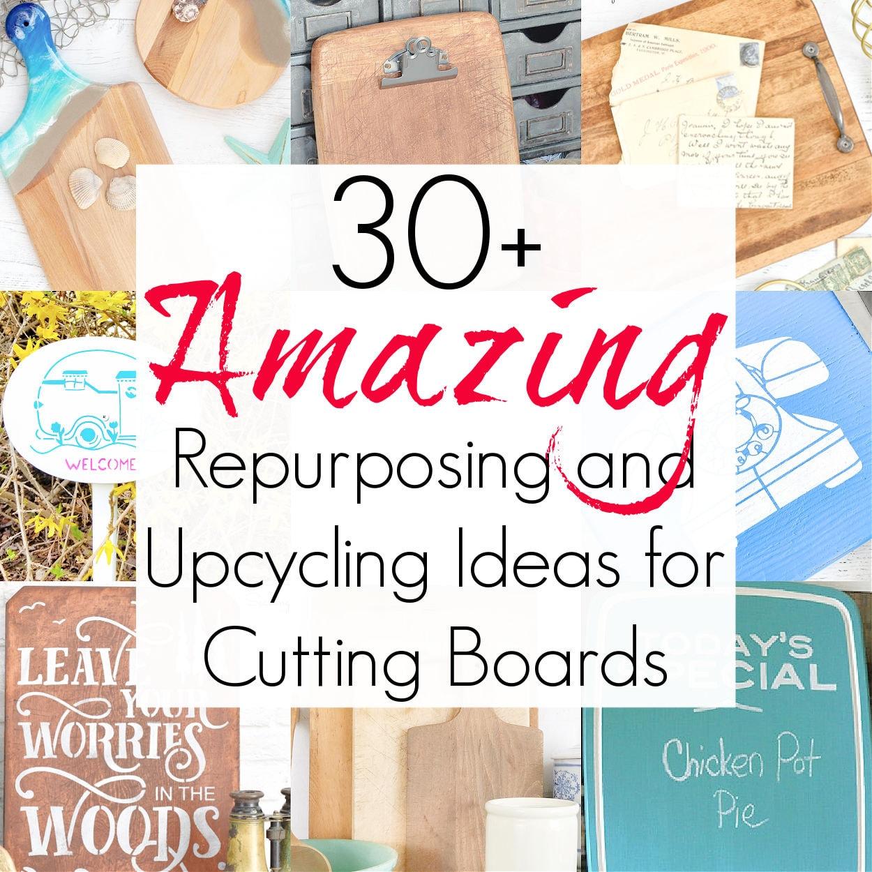 30+ Cutting Board Ideas