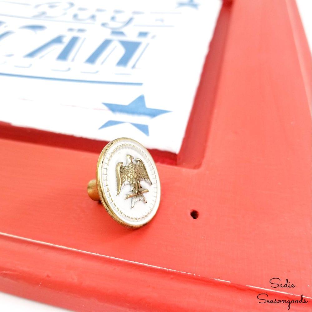 patriotic knob