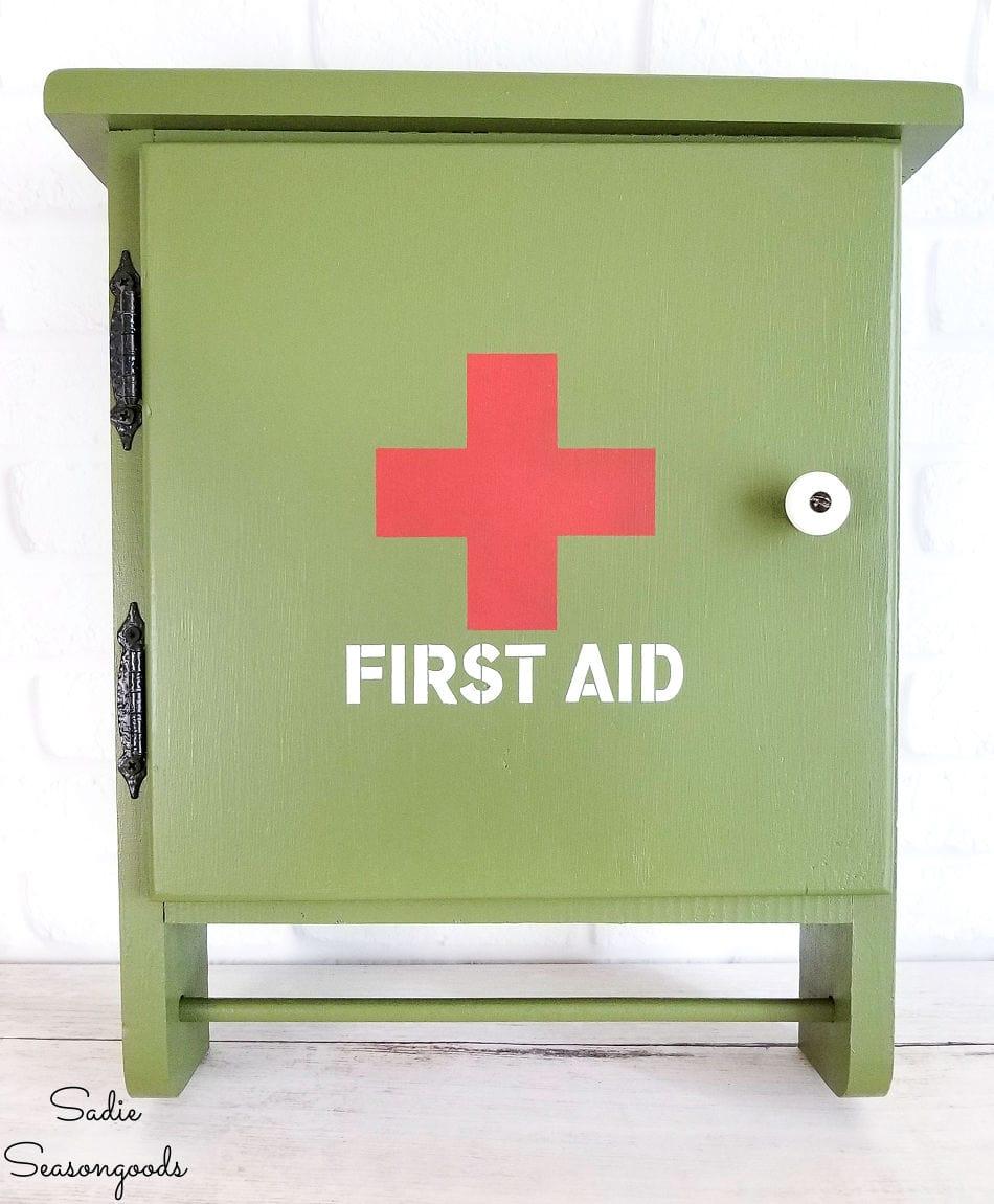 garage first aid kit