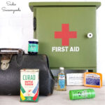 Making a First Aid Cabinet for the Garage