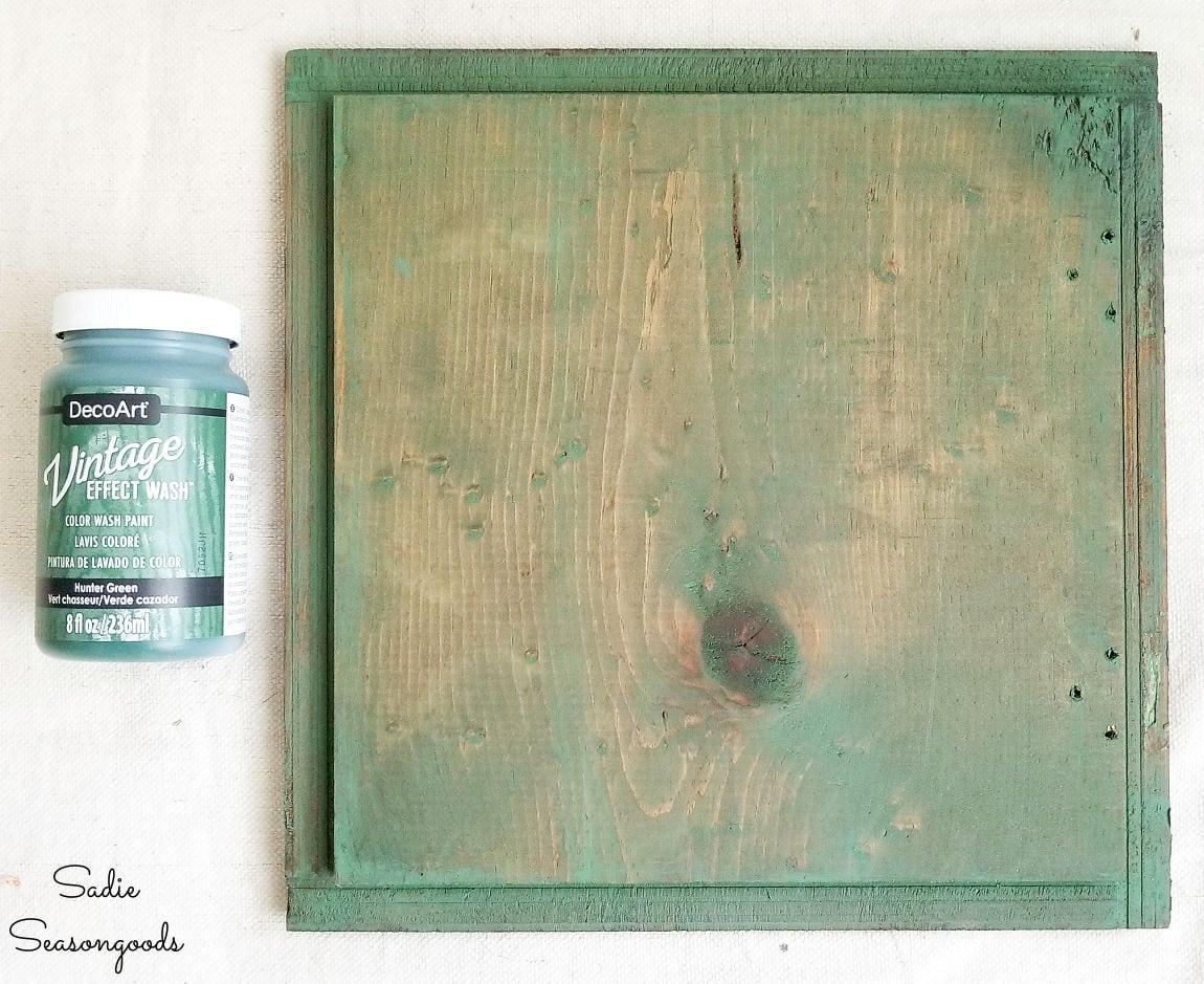 vintage effect wash by decoart