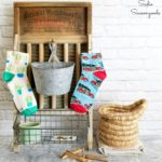 Primitive Decor for the Laundry Room with an Antique Washboard