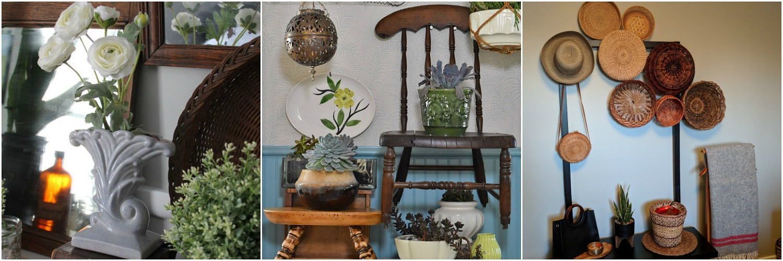 Boho Room Decor or Gypsy Decor by the Creative Vintage Darlings