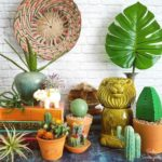 Boho Decor from the Thrift Store