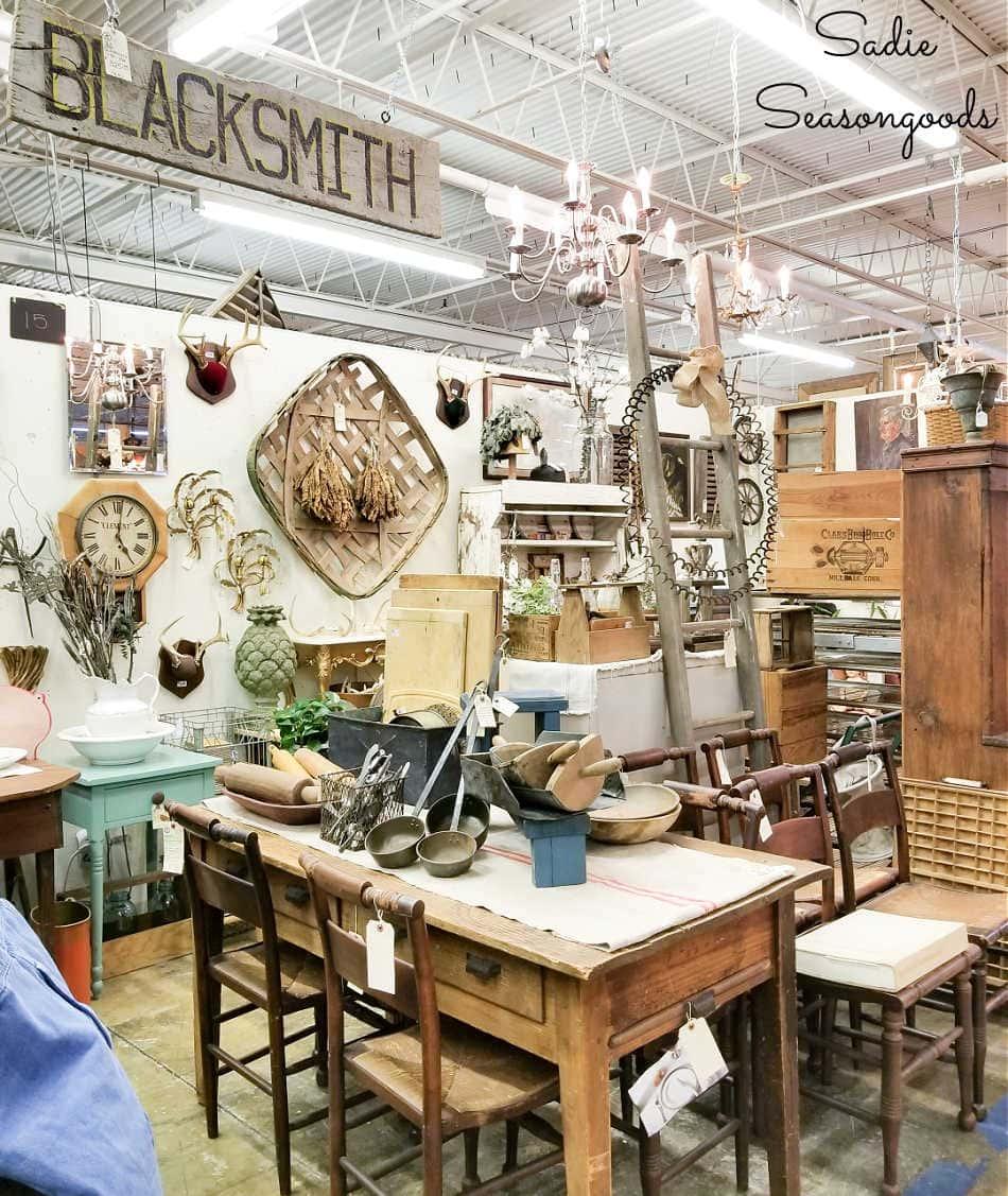 antique stores charlotte nc