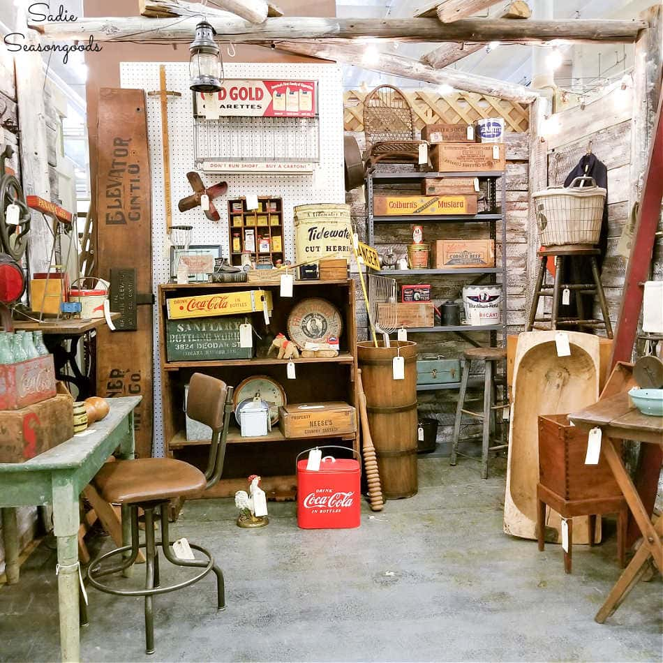 antiques in concord nc