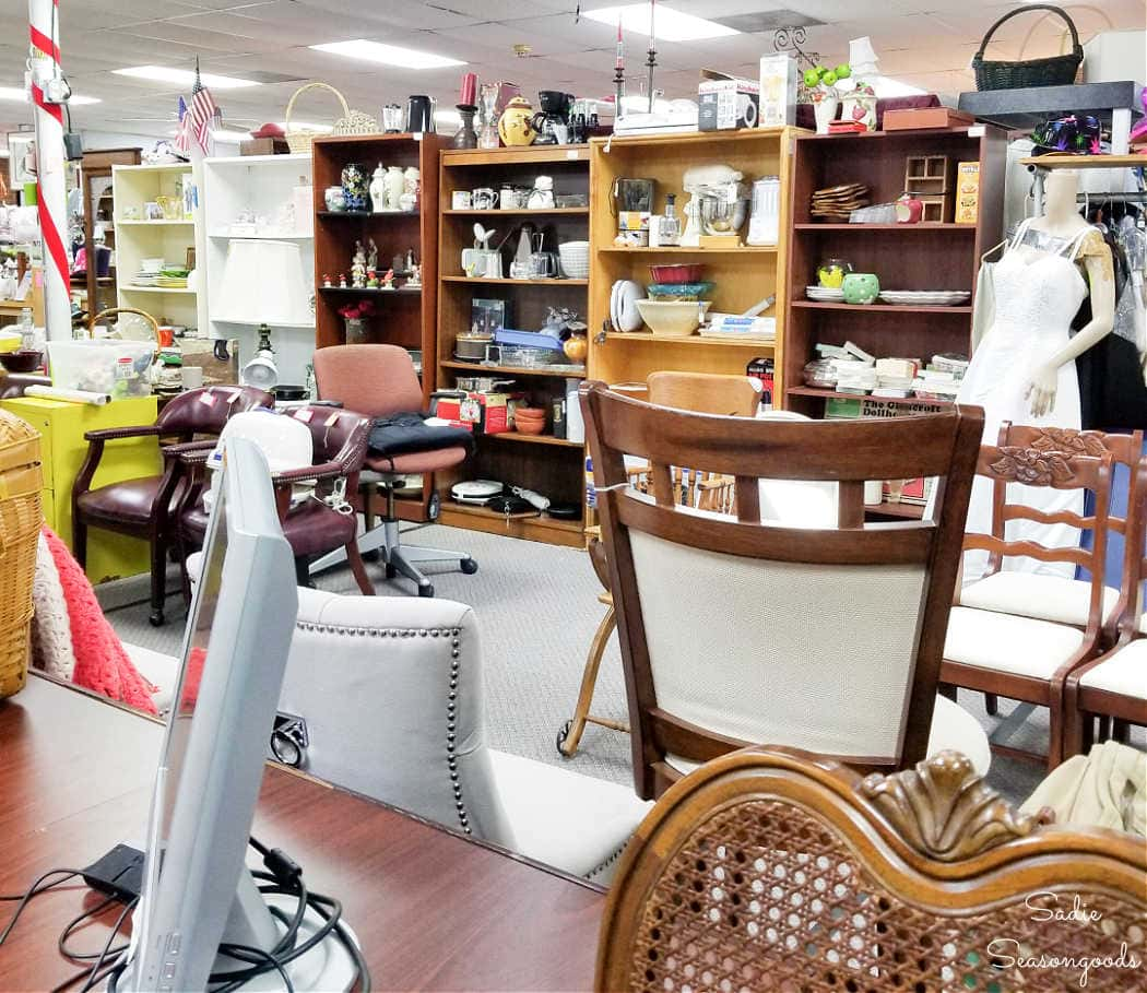 hidden treasures for thrift stores in charlotte
