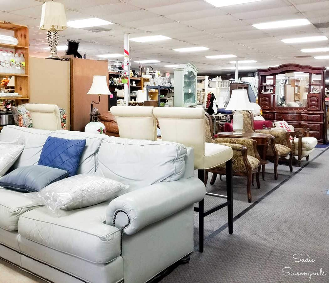 junk stores and thrift stores charlotte nc