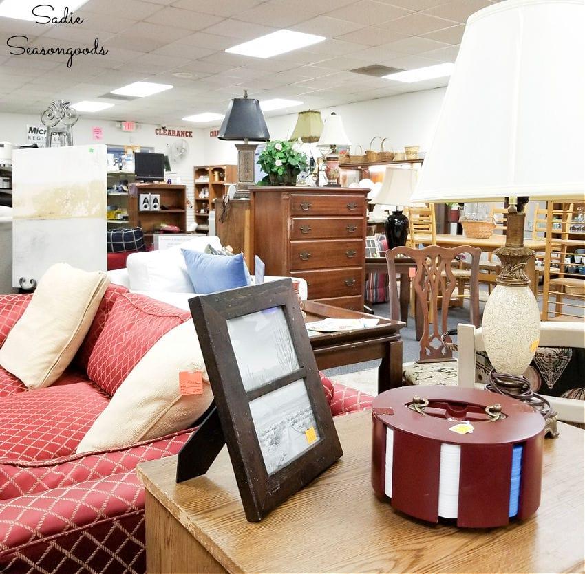 thrift stores charlotte nc