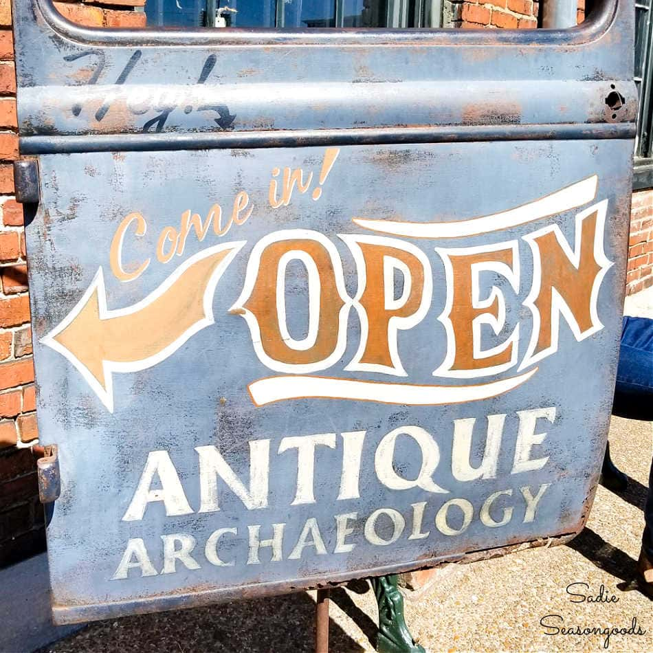 antique stores nashville