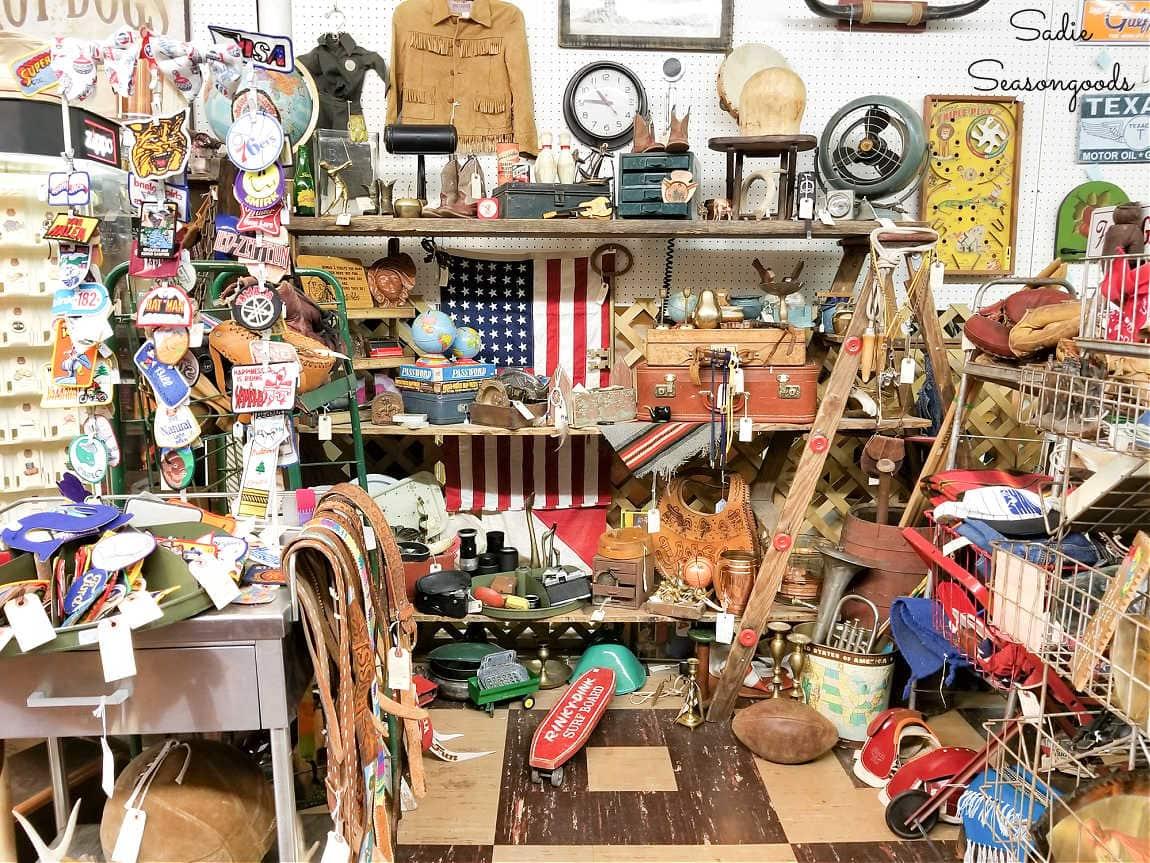 nashville antique stores