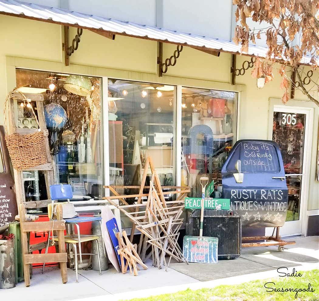nashville vintage stores
