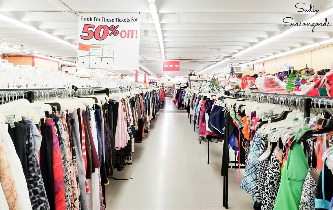 thrift stores nashville tn