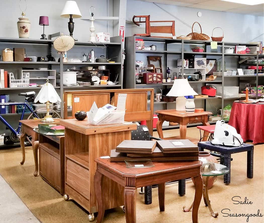 thrift stores nashville