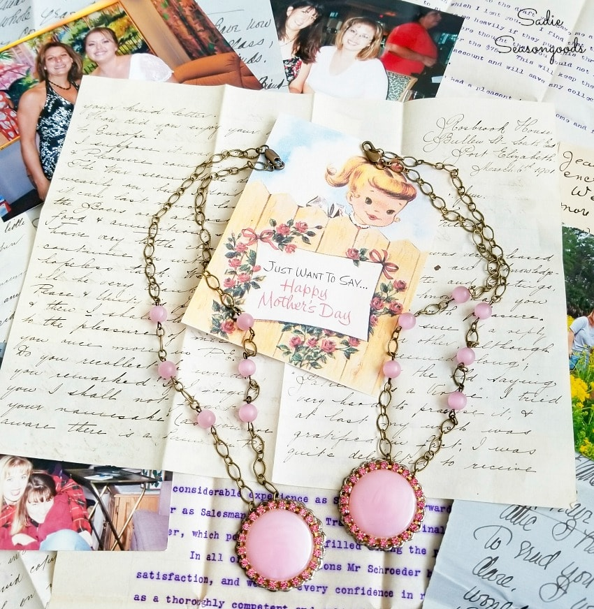 Best friend necklaces for adults from vintage clip on earrings