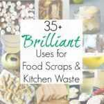 Clever Ways to Use Food Waste and Kitchen Scraps